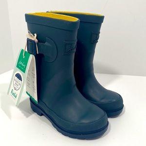 Joules Kids Blue Rain Boots
